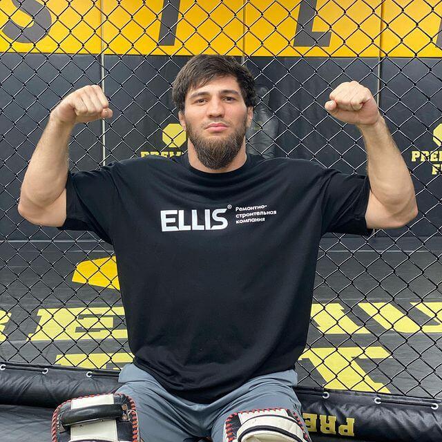 Шамиль Гамзатов @gamzatovmma Непобеждённый боец UFC